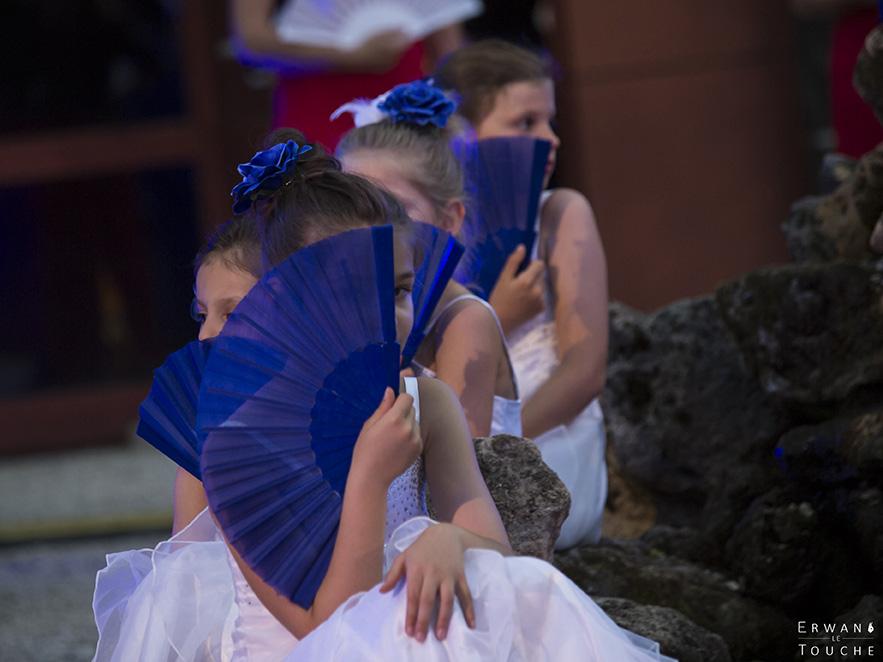 Danseuse en herbe de Flamenco