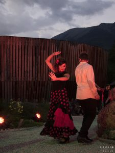 Photographie de danse Flamenco