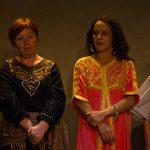 Photographie de la pièces de théâtre La sources des femmes