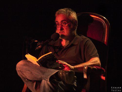 Laurent Boisesry d'Envoyés Spécials chez Renaud au Festival Merci Les Potes
