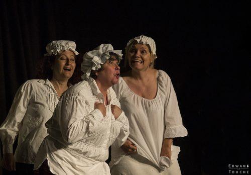Pièce de théâtre 1789 par la troupe Théâtre en Maurienne