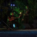 Les musiciens, Ana Garcia-Agundez (guitare, chant) Daniel Bossard Clarinette-Basse