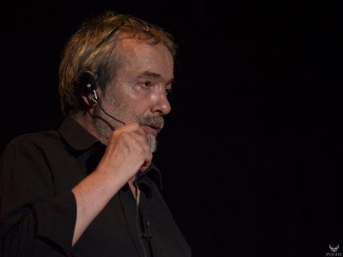 Didier Porte au Festival Merci les Potes