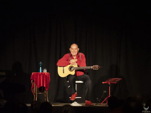Gérard Morel Festival Merci Les Potes