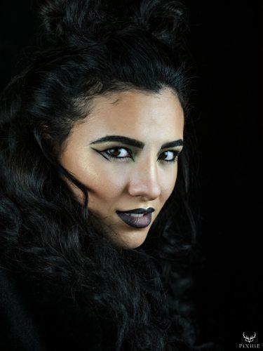 Shooting Photo Limitless Make-up