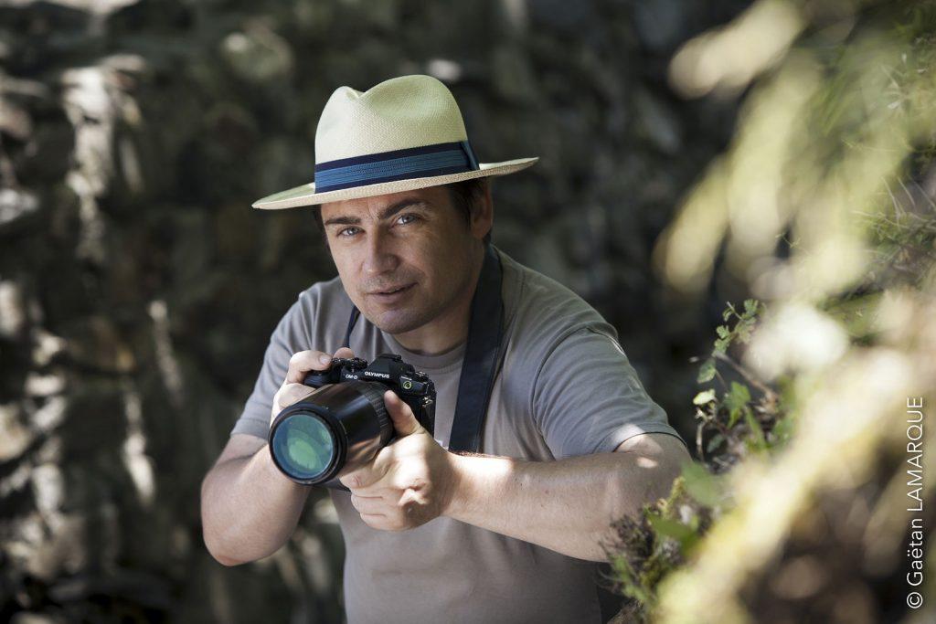 Erwan de Pixilie - Crédit Photo : Gaëtan Lamarque