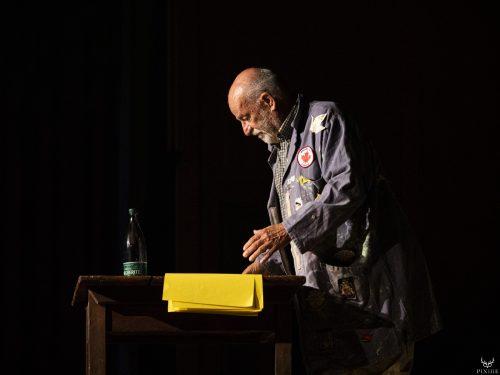 Jean Michel Haas au festival Merci les potes à Fourneaux